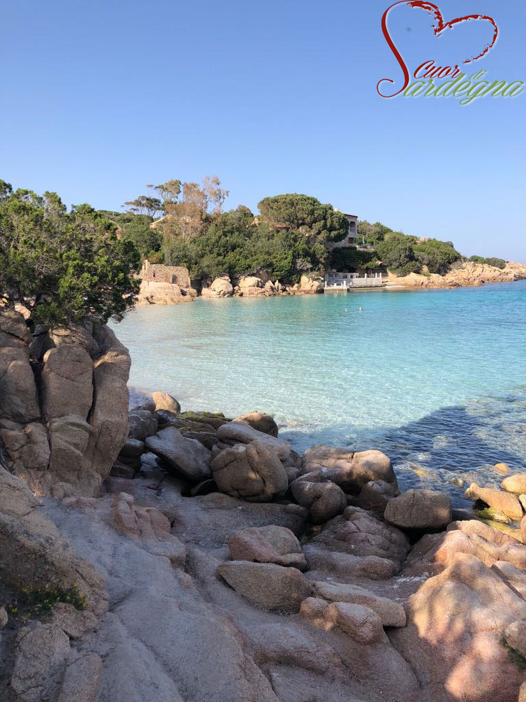 Spiaggia di Capriccioli - Costa Smeralda - Cuor di Sardegna