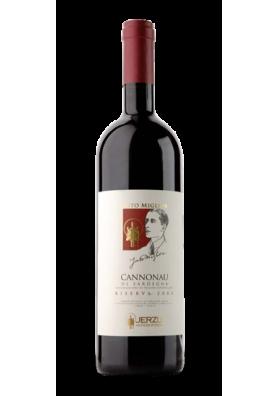 Cannonau Josto Miglior wine - Riserva Antichi Poderi di Jerzu
