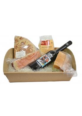 """Pacco regalo """"Orgolesu"""" - prodotti tipici sardi"""