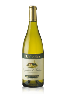 Tuvaoes wine - Vermentino Cherchi