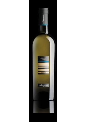 Tyrsos wine -Vermentino cantina Contini