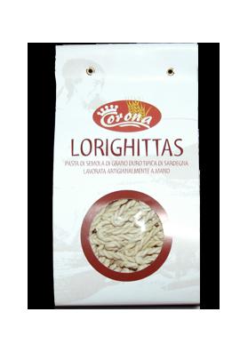 Lorighittas - Sardinian traditional pasta