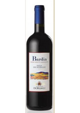 Vino Bardia BIO - Igt Isola dei nuraghi - Cantina Dorgali