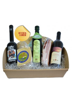 "Gift box ""Nugoresu"" - Sardinian products"