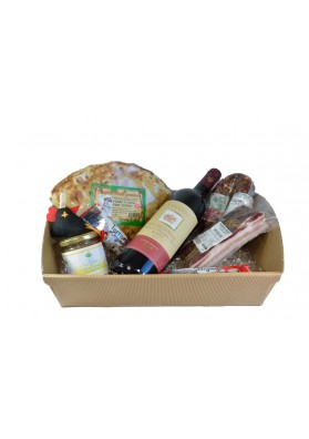 "Gift box ""Ulianesu"" - Sardinian typical products"