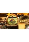 Cuore di Orgosolo pecorino cheese 1/8 - Fattorie del Gennargentu (Fonni)