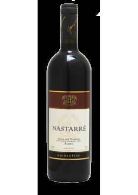 Vino rosso Nastarrè - Cantina Giogantinu