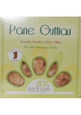 Pane guttiau senza glutine - Madrigali
