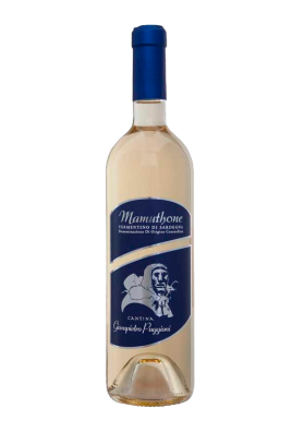 Vino Mamuthone - vermentino di Sardegna DOC - Cantina Puggioni