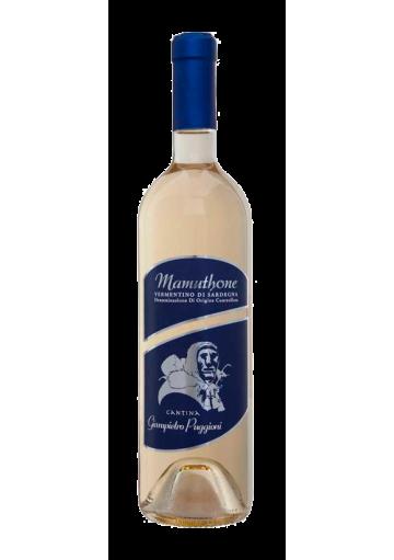 Vino vermentino Mamuthone - Cantina Puggioni