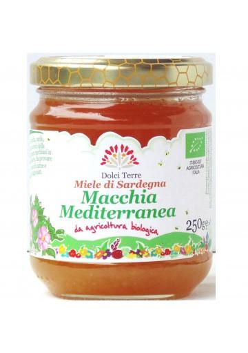 Wildflower organic honey - Apimed