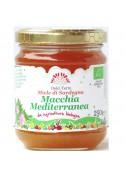Miele biologico di macchia mediterranea (millefiori) - Terrantiga Apicoltori sardi
