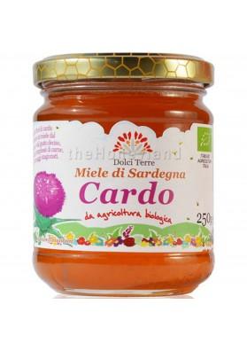 Miele biologico di cardo di Sardegna - Terrantiga Apicoltori sardi