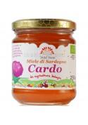 Thistle organic honey - Terrantiga Apicoltori sardi