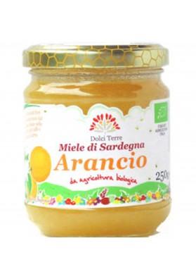Miele sardo biologico di arancio - Apimed