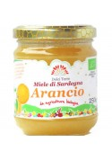 Organic orange honey - Terrantiga Apicoltori sardi