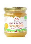 Organic orange honey - Terrantiga Apicoltori sardi