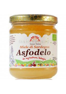 Miele biologico di asfodelo - Terrantiga Apicoltori sardi
