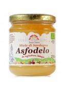 Asphodel organic honey - Terrantiga Apicoltori sardi