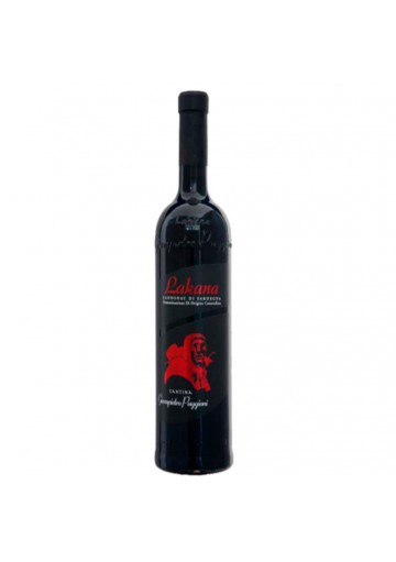 Lakana - cannonau Puggioni Mamoiada wine