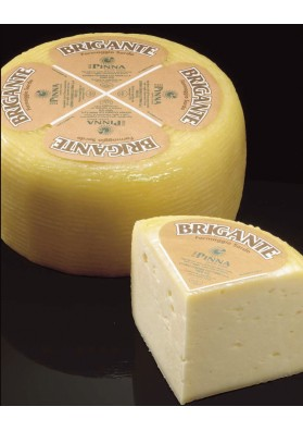Brigante cheese lactose free - Fratelli Pinna