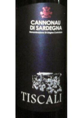 Vino Tiscali - Cannonau di Sardegna Nepente di Oliena - F.lli Puddu