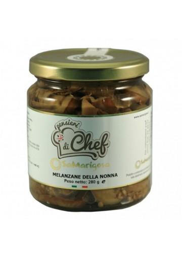 Sardinian slice eggplant in oil - Sa Marigosa