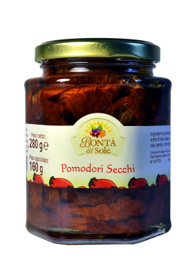 Dried sardinian tomatoes - Bontà del sole