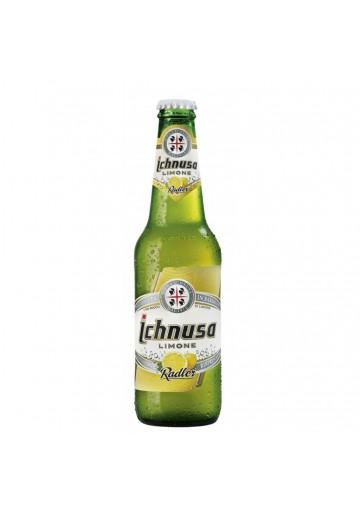 Ichnusa beer lemon Radler (3 bottles) - Birra di Sardegna