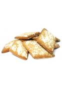 Mostaccioli (Mustazzoleddus) - Typical Sardinian dessert