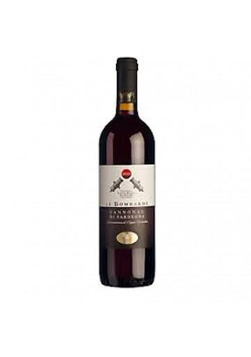 Le bombarde wine - Cannonau DOC di Sardegna Santa Maria la Palma