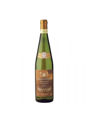 Giogantinu Superiore wine - Vermentino di Gallura Superiore