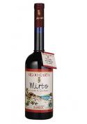 Liquore di mirto rosso di Sardegna BIO - Silvio Carta