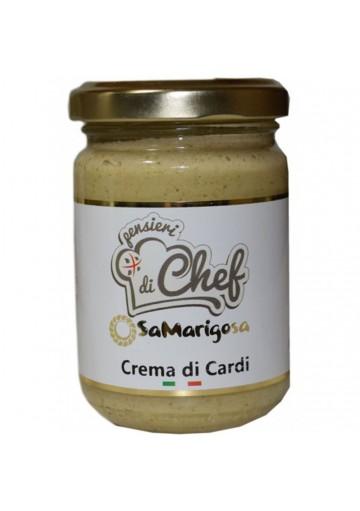 Sardinian cardo's cream - Sa Marigosa