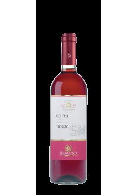 Rosato di Alghero Sardinia wine - Cantina Sella e Mosca