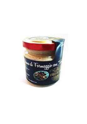 Crema di pecorino con tartufo nero di Sardegna -  L'isola dei sapori