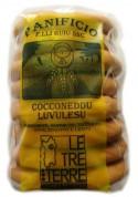 Cocconeddu luvulesu - Pane sardo Panificio Ruiu