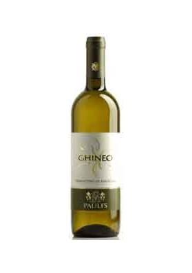Vino Ghineo - Vermentino di Sardegna Paulis