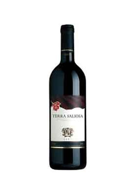 Terra Saliosa wine - IGT rosso del Limbara cantina Giogantinu