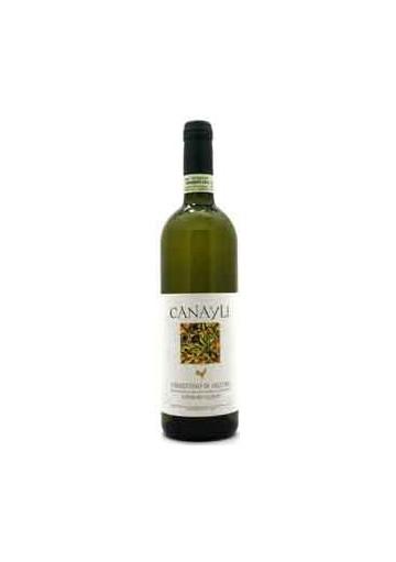 Canayli wine - Vermentino di Gallura Superiore DOCG - cantina Gallura