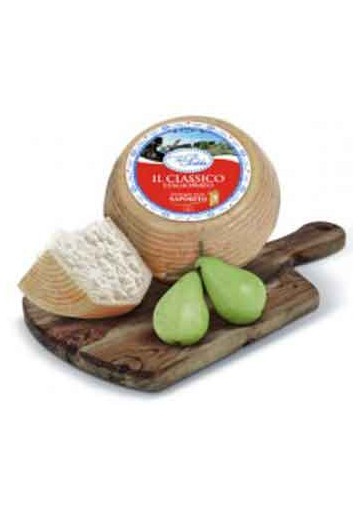 Pasteurized cow and sheep milk cheese - Podda