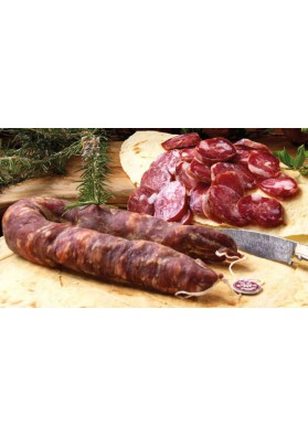 Salsiccia sarda classica - Salumificio Puddu Oliena