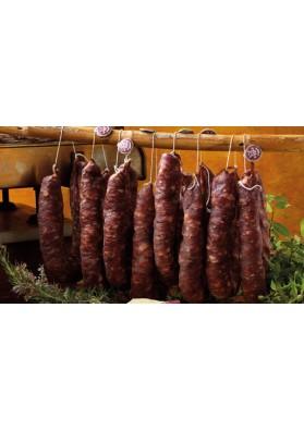 Salsiccia sarda al vino Cannonau Nepente - Puddu