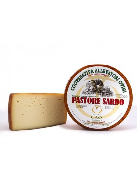 Sheep Sardinian cheese - pecorino CAO