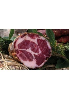 Sardinian seasoned pork shoulder - Salumificio Puddu