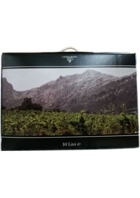 Vino Cannonau Nepente bag in box 10 litri - Cantina Oliena
