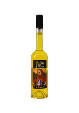 Liquore artigianale allo zafferano - Caru Orgosolo liquori
