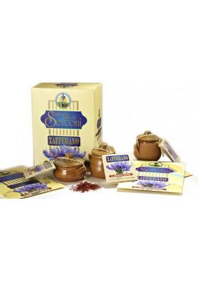 Sardinian organic saffron - Su serconi Mamoiada