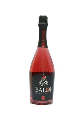 Vino Baloi, Spumante Brut Rosè da uva cannonau - Azienda Puddu