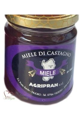 Miele sardo di castagno - Agripan Nuoro